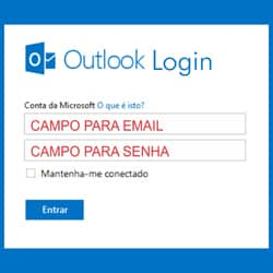Outlook Login email