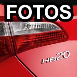 Fotos HB20 Internas Externas
