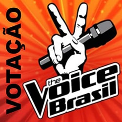 Votar The Voice Brasil