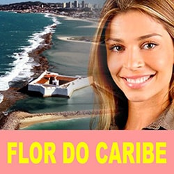Elenco Flor do Caribe