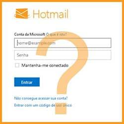 Entrar Hotmail.com.br