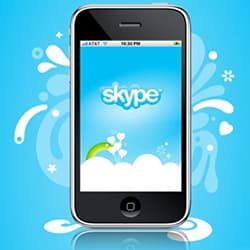 Entrar Skype iPhone iOS
