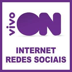 Promoção Vivo On Internet Redes Sociais