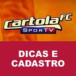 Cartola FC 2013 Dicas Cadastro