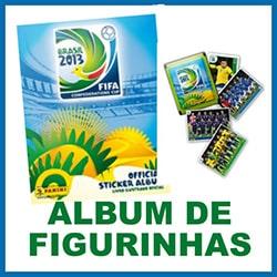 Álbum Copa Confederações 2013