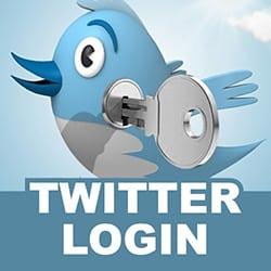 Twitter Login Entrar