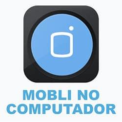 Postar fotos Mobli Computador
