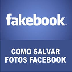 salvar fotos Facebook PC