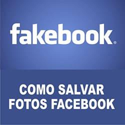 salvar fotos Facebook PC