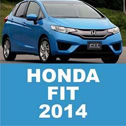 Fit 2014 Honda