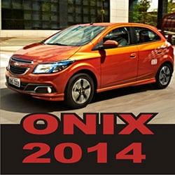 Novo Chevrolet Onix 2014