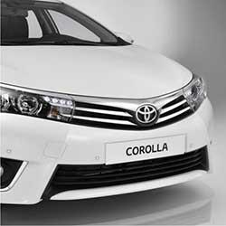 Novo Corolla 2014