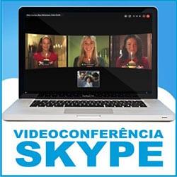 Videoconferência Skype