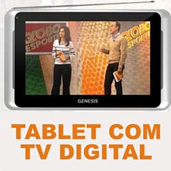 Tablet TV Digital DL Genesis