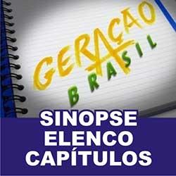 Novela Geração Brasil